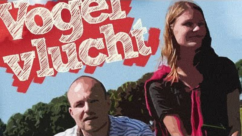Embedded thumbnail for Vogelvlucht (korte film)